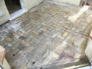 brick floor cleaning cambridge