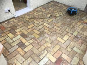 brick floor cleaning cambridge Art of Clean