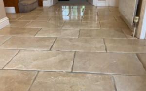 Stone and tile cleaning